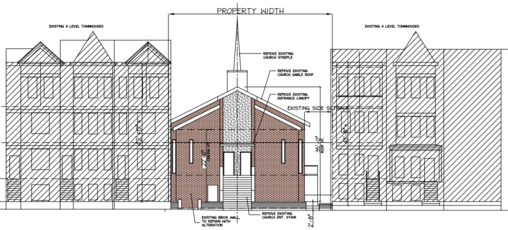 Church-to-Residential Conversion Coming to Columbia Heights: Figure 2