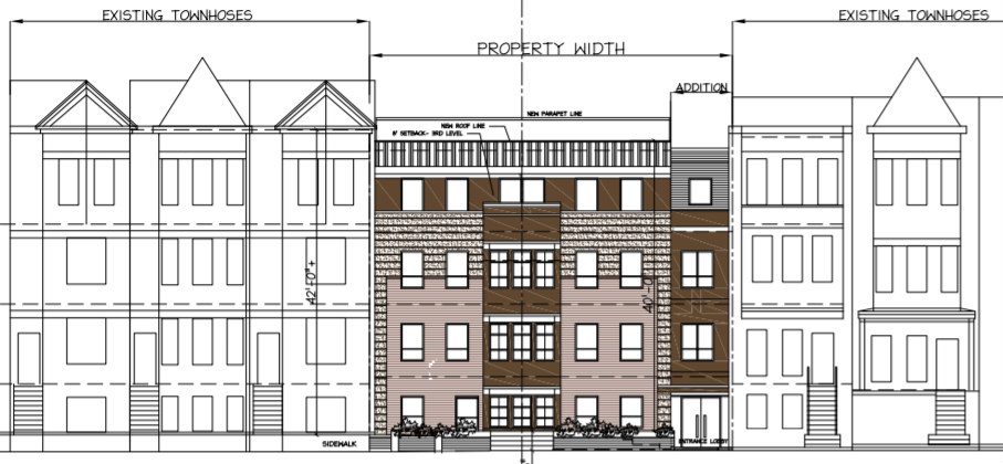 Church-to-Residential Conversion Coming to Columbia Heights: Figure 1