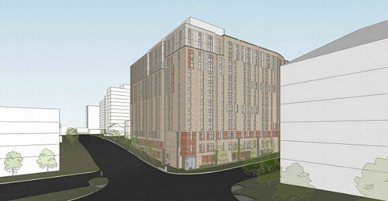 The 2,000 Residential Units Planned for Rosslyn: Figure 6