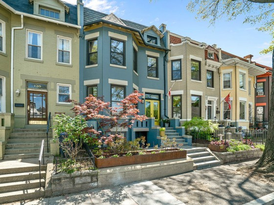 From Bloomingdale to Trinidad, The Difference 20 Years Makes in DC Neighborhood Home Prices