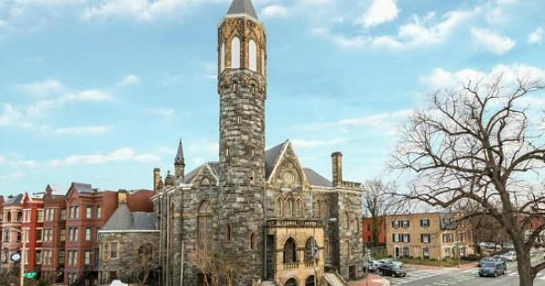 A Stanton Park Church Will Become Six High End Condos