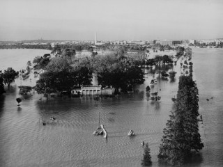 The Effect That Chronic Flooding May Have on the DC Area by 2100
