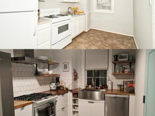 Before and After: A Gradual Renovation in Rosedale