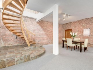 This Week's Find: One of DC's True Lofts Hits the Market