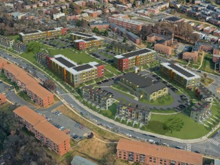 Nine Acres, 15% AMI: A Steeply-Affordable Redevelopment Planned for Ward 8