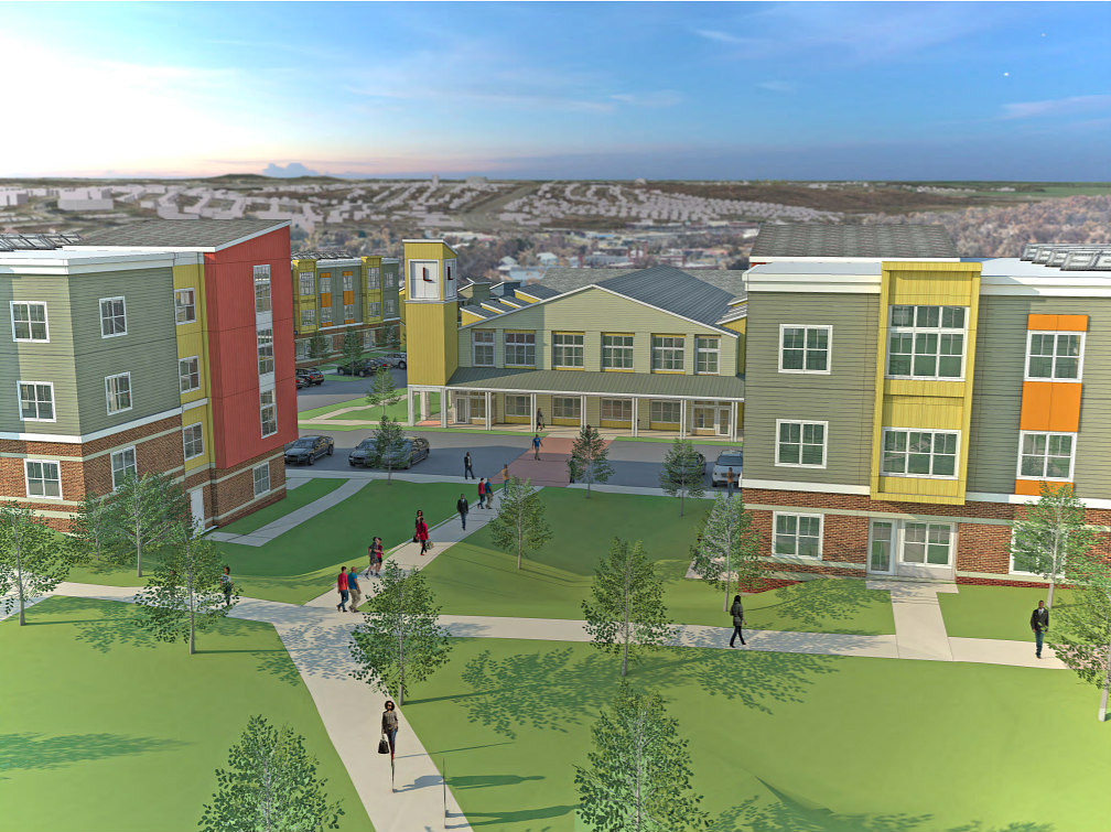 Nine Acres, 15% AMI: A Steeply-Affordable Redevelopment Planned for Ward 8: Figure 3