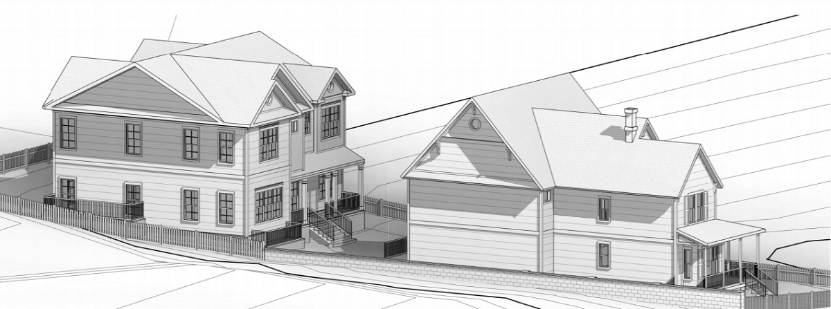 Move Over ADUs: An Additional Single-Family Home Proposed for Langdon Lot: Figure 2