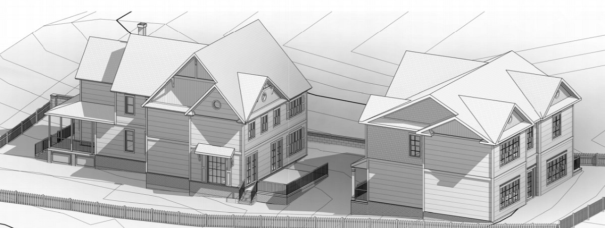 Move Over ADUs: An Additional Single-Family Home Proposed for Langdon Lot: Figure 3