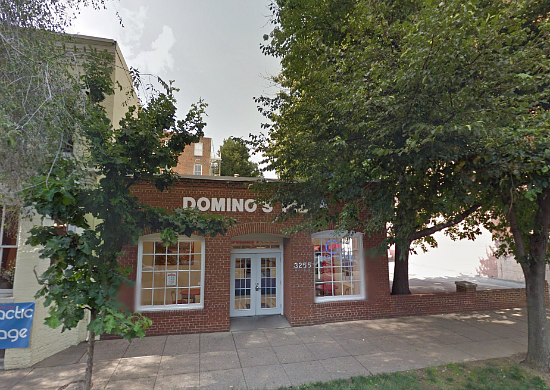 Georgetown Domino's Will Be Razed to Make Way For Luxury Condos: Figure 1