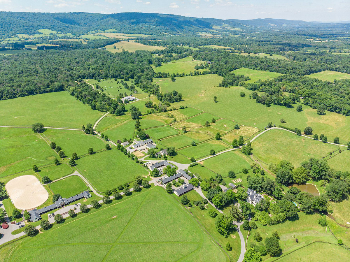 This Week's Find: A $13 Million Equestrian Estate in Virginia: Figure 2