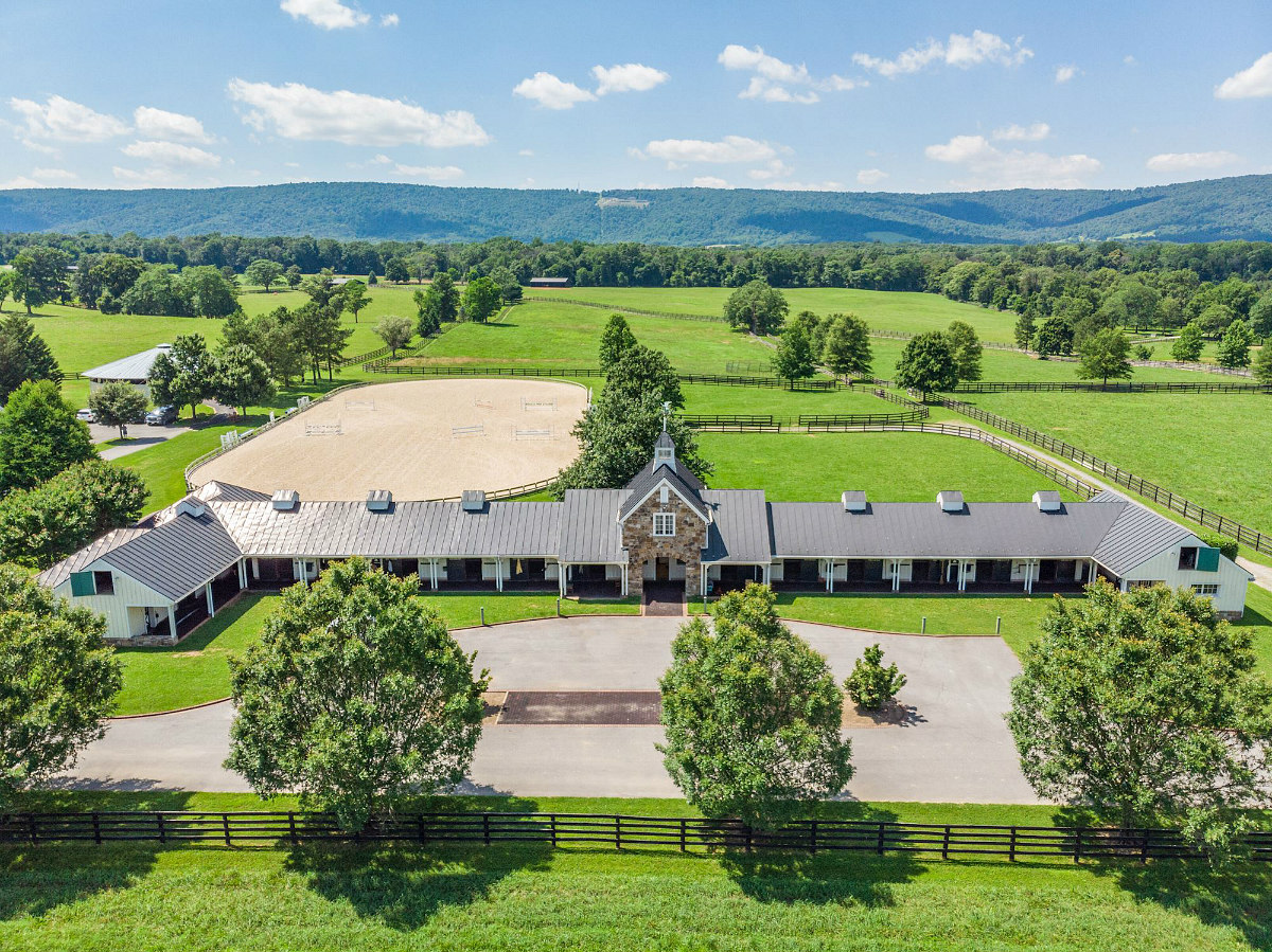 This Week's Find: A $13 Million Equestrian Estate in Virginia: Figure 4