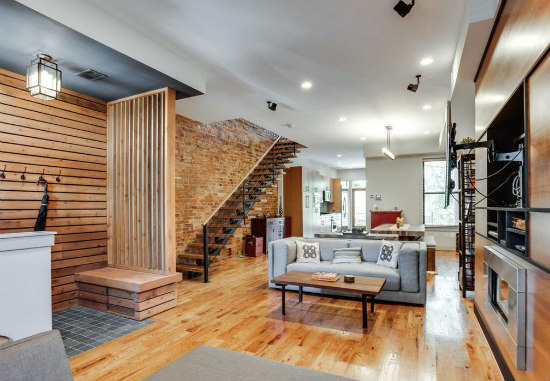 Best New Listings: Double Exposure in Adams Morgan and a Turret and Terraces in Eckington