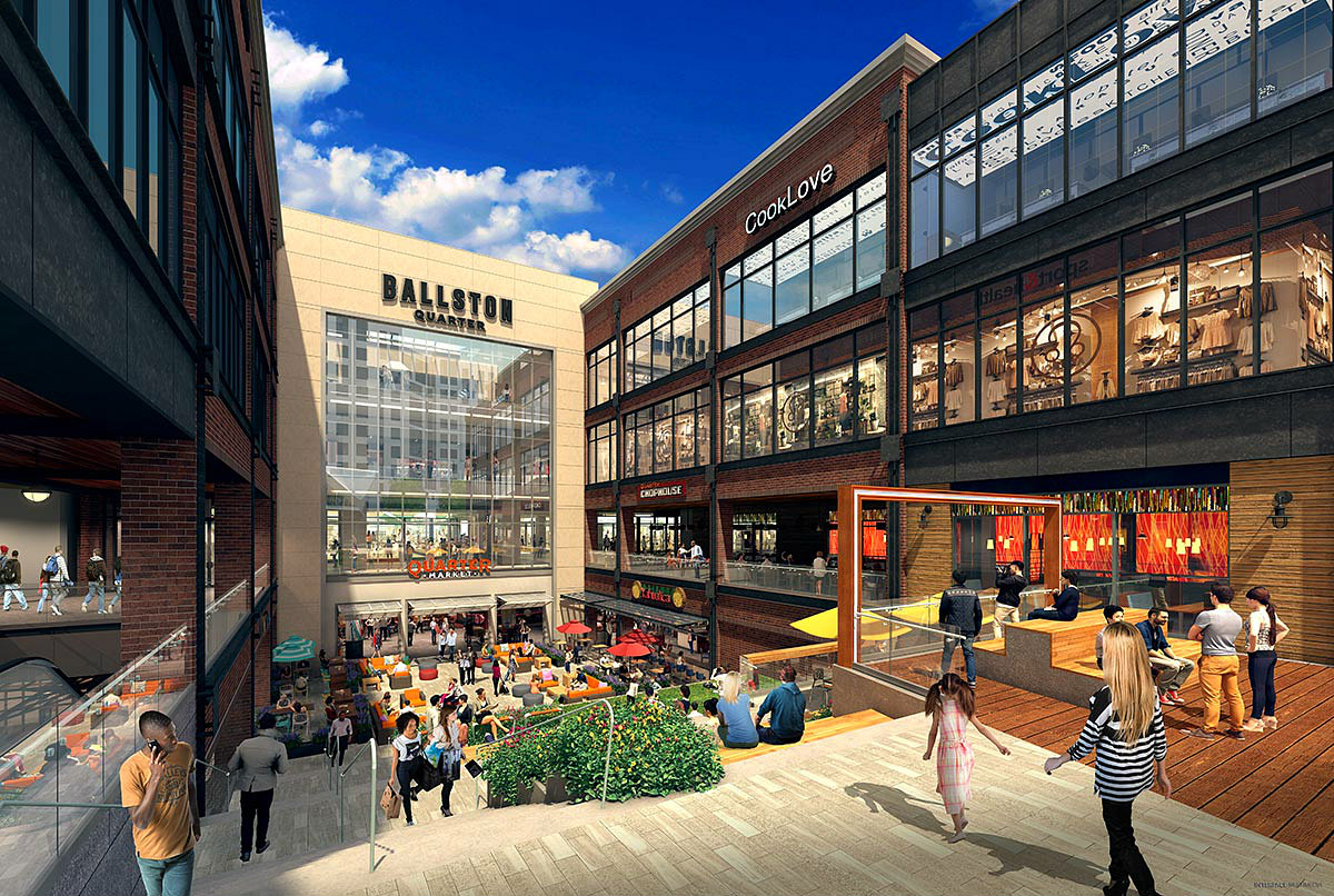 A Mall Transformation and More: The 1,755 Apartments Bound for Ballston: Figure 1