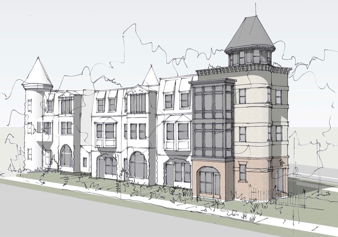 The Plans for the $70,000 Triangle in Adams Morgan: Figure 2