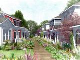 The Railroad Cottages Bring Back the Pocket Neighborhood