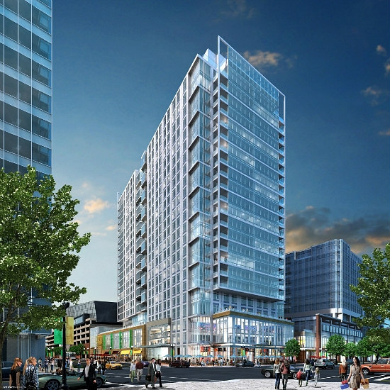 WhyHotel May Be Coming to Ballston Quarter: Figure 1