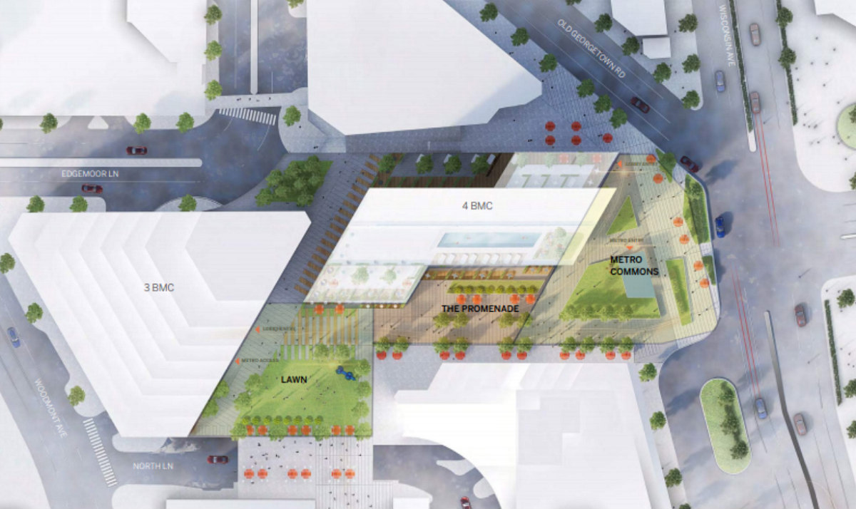 Bethesda Metro Development Debate Evokes Democracy, Communism and an Unfortunate Metaphor: Figure 1