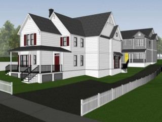 Move Over ADUs: An Additional Single-Family Home Proposed for Langdon Lot