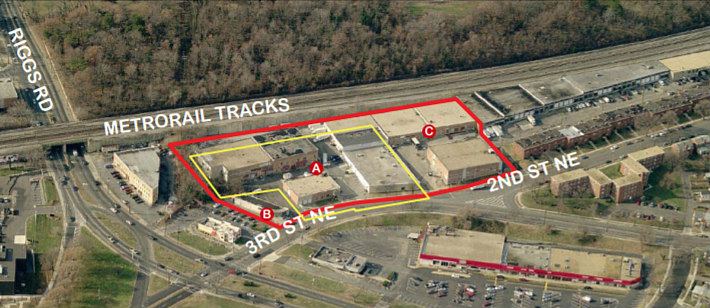 More Mixed-Use Development Could Be Coming to Fort Totten: Figure 1