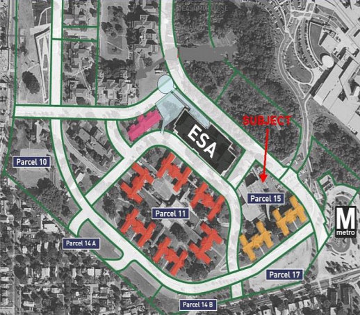 The 10 Residential Developments on the Boards For Deanwood and Congress Heights: Figure 1
