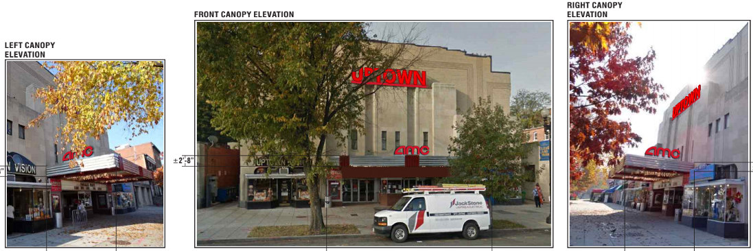 The Plan to Replace Uptown Theater Sign Moves Forward, But It Won't Look Much Different: Figure 3