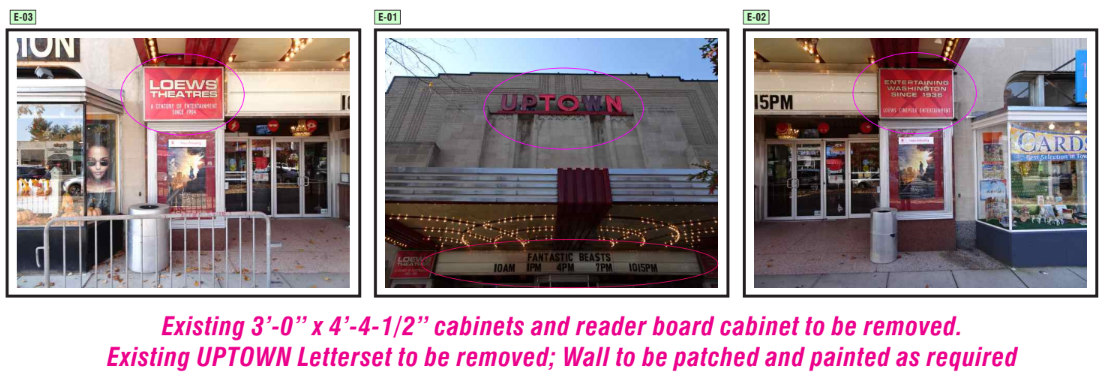 The Plan to Replace Uptown Theater Sign Moves Forward, But It Won't Look Much Different: Figure 4