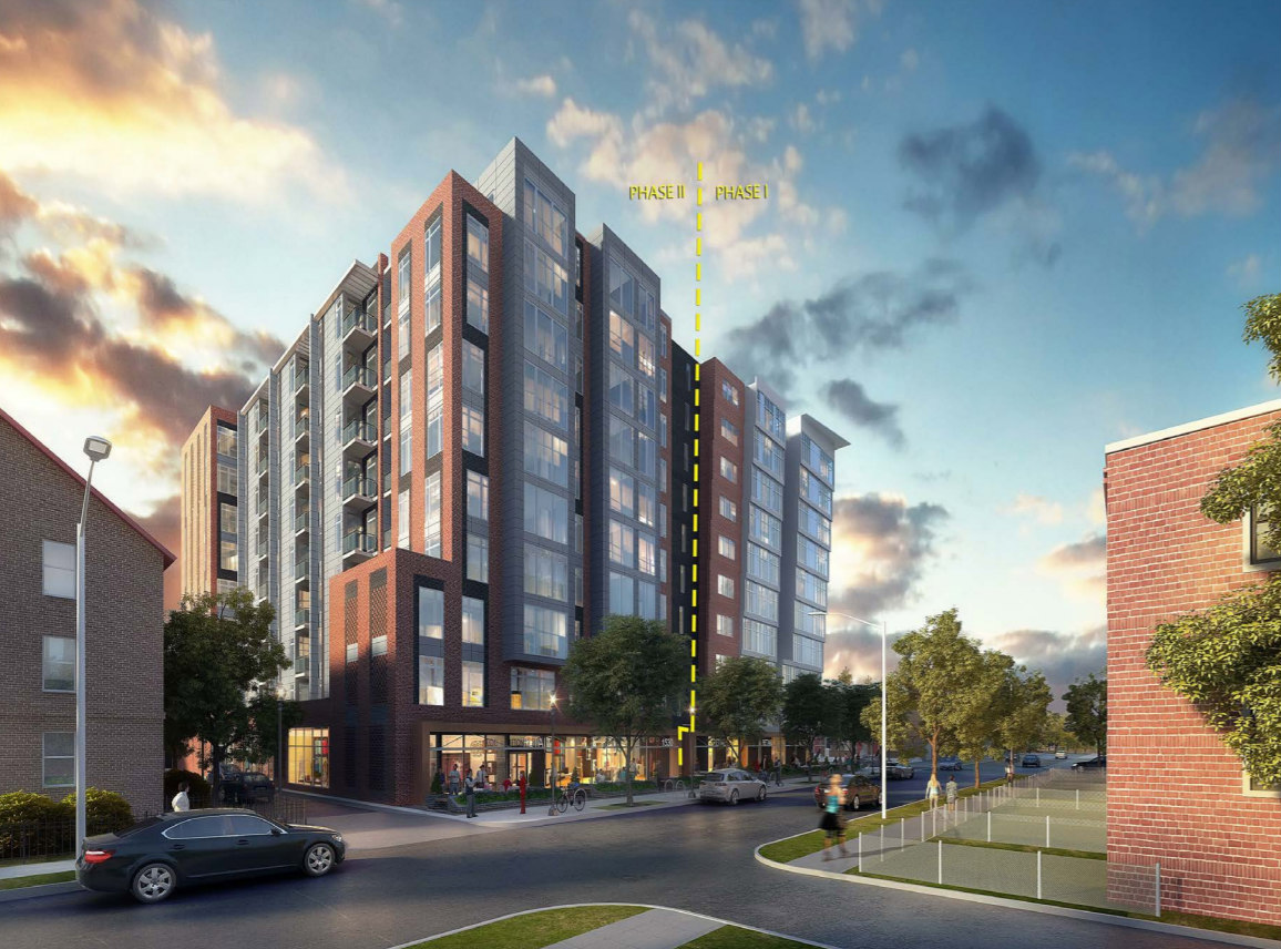 101 Affordable Units Proposed for Former School on Buzzard Point: Figure 1