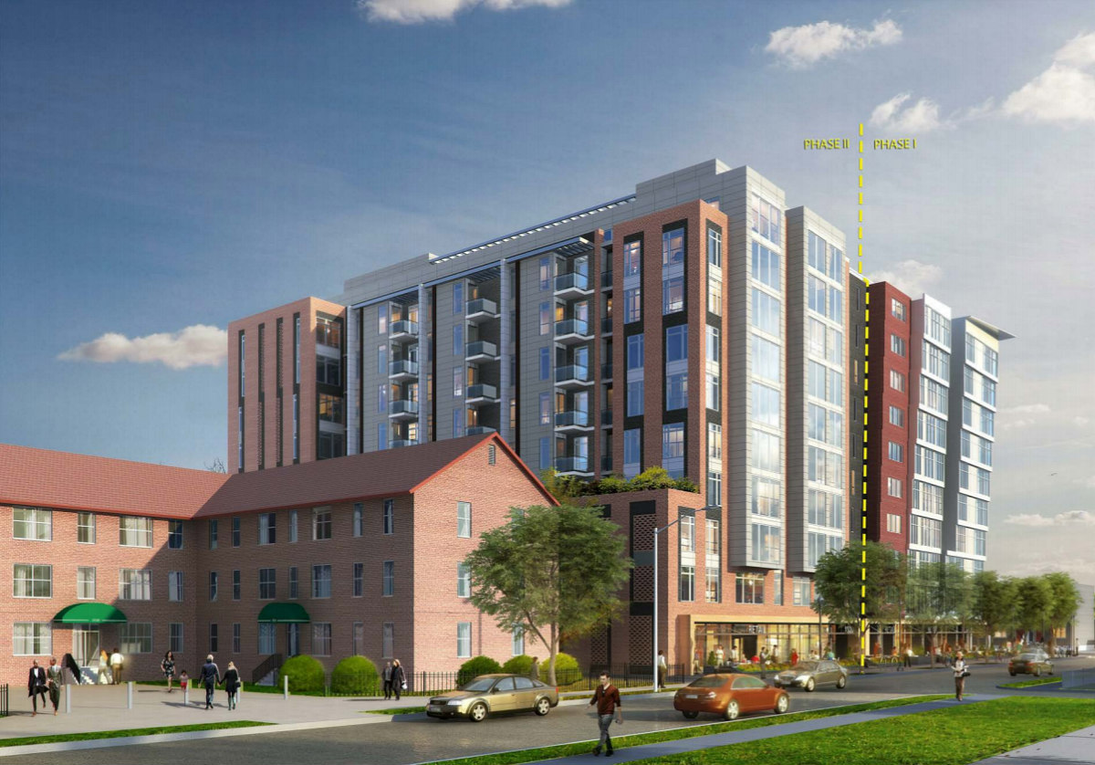 101 Affordable Units Proposed for Former School on Buzzard Point: Figure 2