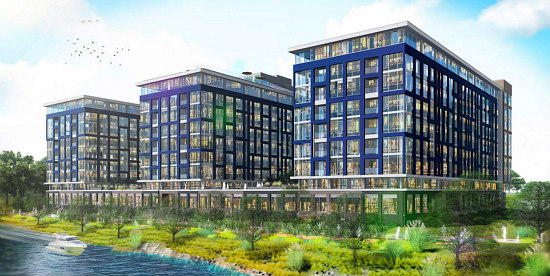 The 1,925 Units On the Boards For Buzzard Point: Figure 4