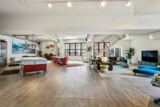 Best New Listings: A 4,400 Square Foot Loft in a Former Car Dealership: Figure 2
