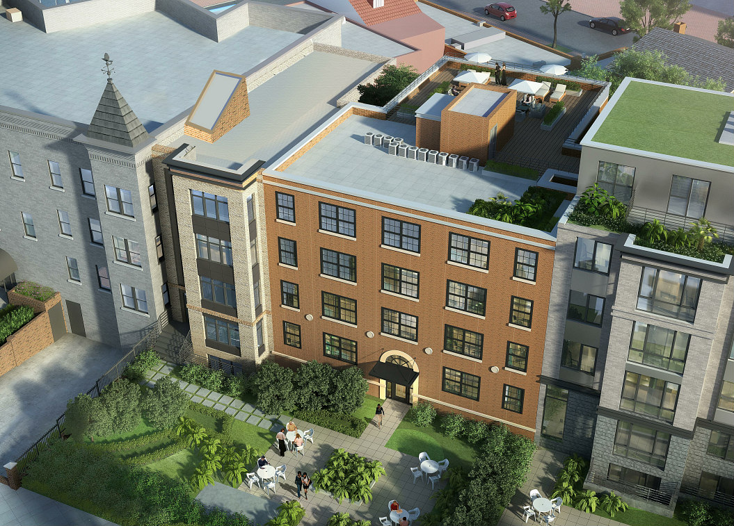 33-Unit Residential Development Planned For Potomac Avenue on Capitol Hill: Figure 1