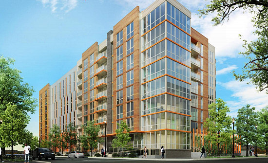The 1,925 Units On the Boards For Buzzard Point: Figure 3