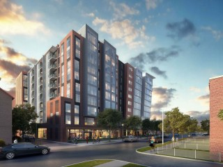 101 Affordable Units Proposed for Former School on Buzzard Point