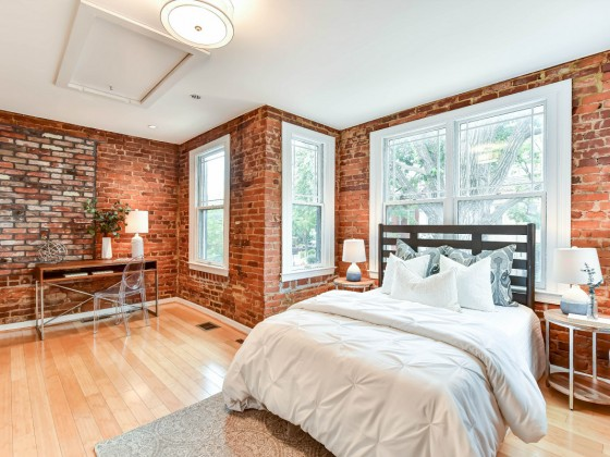 Best New Listings: Four Bedrooms in Foxhall Village and Wired Up in Truxton Circle