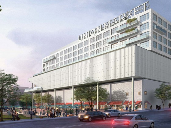 Union Market Expansion Plans Change After Development Partner Drops Out