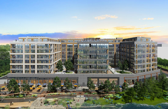 The 1,925 Units On the Boards For Buzzard Point: Figure 1