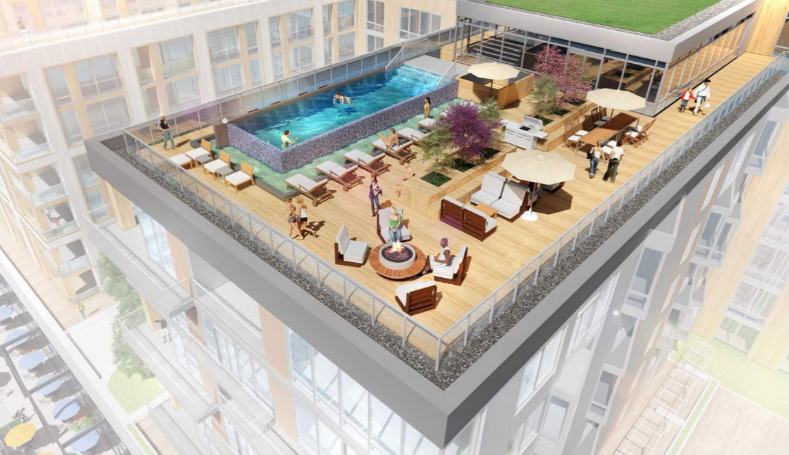 More Glass, More Rocks and a Refined Restaurant Terrace for Buzzard Point Coast Guard Redevelopment: Figure 4