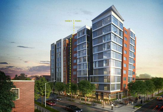 The 1,925 Units On the Boards For Buzzard Point: Figure 2