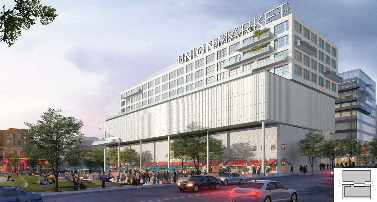 Union Market Expansion Plans Change After Development Partner Drops Out: Figure 4