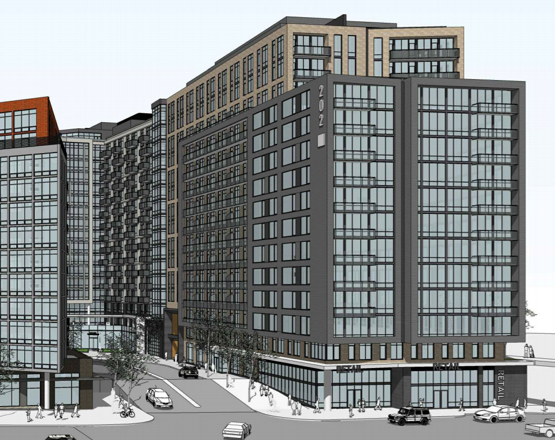 241 DC Apartments Proposed Atop a Trail Lobby Near Union Market: Figure 3