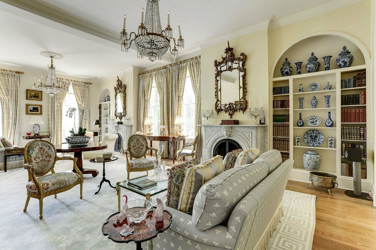 Former AOL Executive Lists Georgetown Home For $7.4 Million: Figure 2