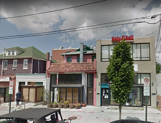 Four Units and a New Restaurant? The Plans for a Popular Petworth Block: Figure 1