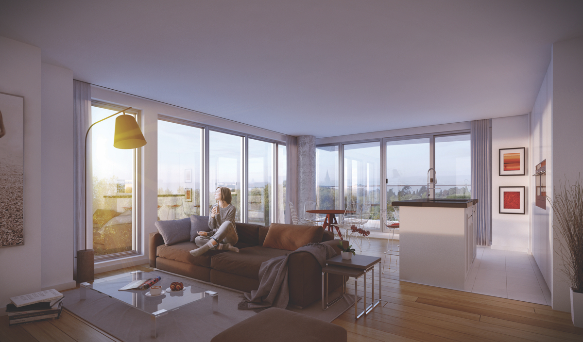 NoMa's Only Luxury High Rise Condominium Is Now Selling: Figure 2