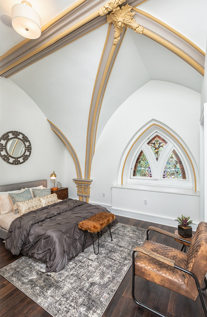 A Look Inside a True Church-to-Residential Conversion on Capitol Hill: Figure 5
