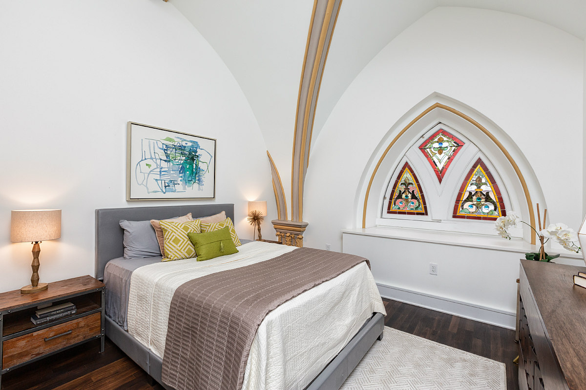 A Look Inside a True Church-to-Residential Conversion on Capitol Hill: Figure 4