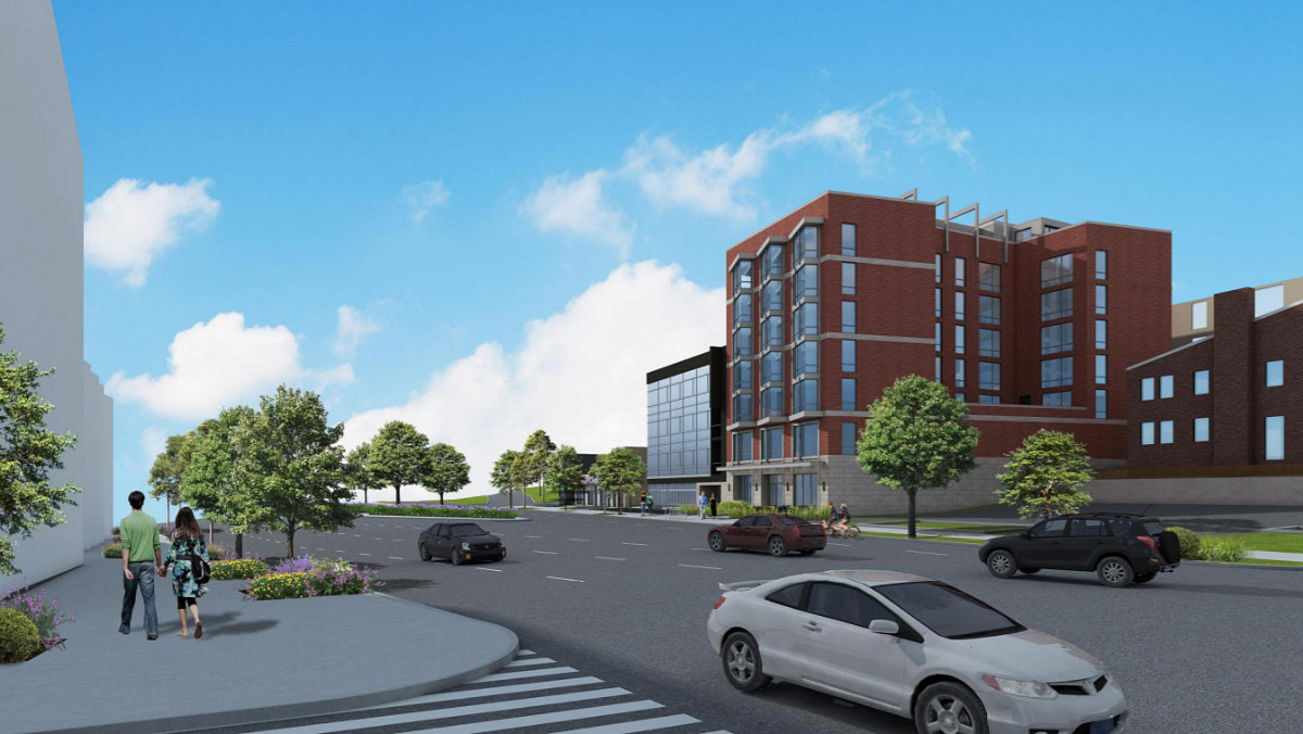 New Renderings Provide a Closer Look at the Dancing Crab Redevelopment: Figure 7