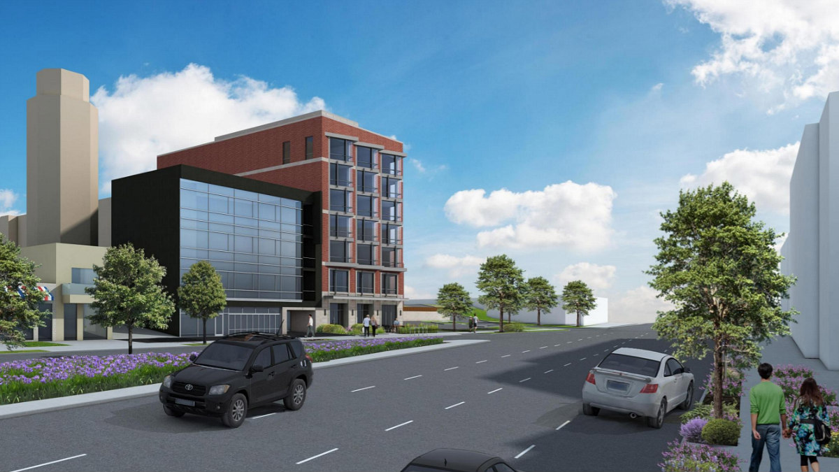New Renderings Provide a Closer Look at the Dancing Crab Redevelopment: Figure 8