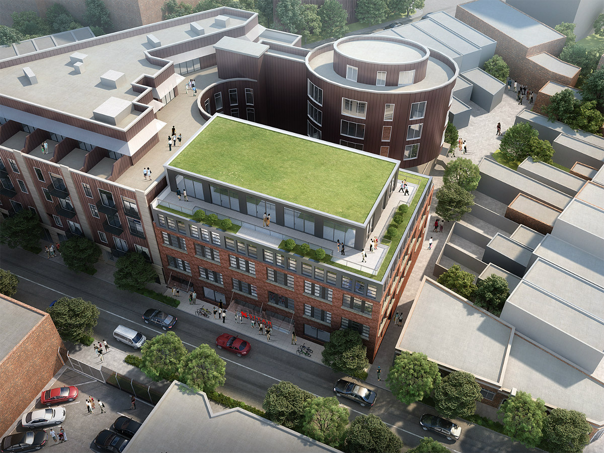 25 Affordable Units and an Expanded Sitar Arts Center Planned in Adams Morgan: Figure 1