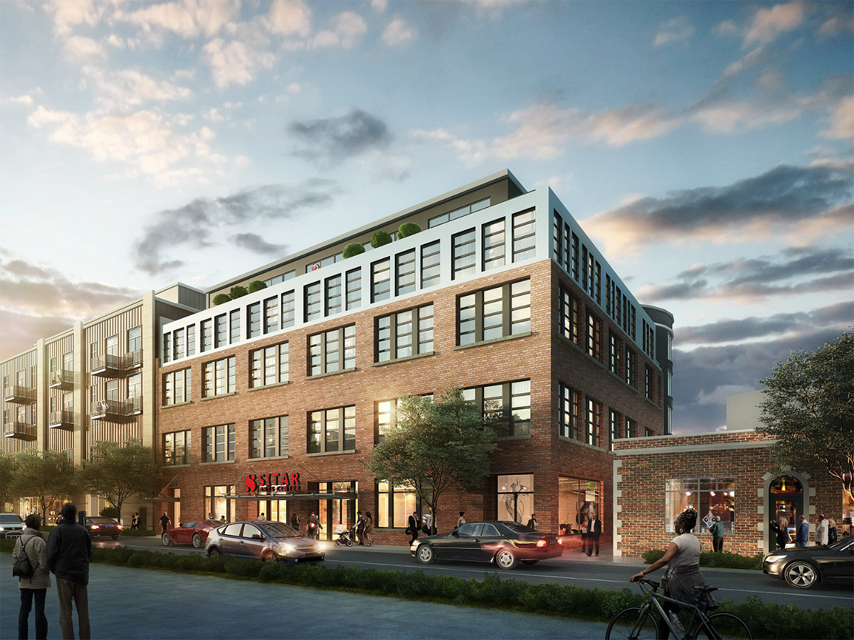25 Affordable Units and an Expanded Sitar Arts Center Planned in Adams Morgan: Figure 2