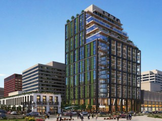 JBG Smith Changes Course on Residential Conversion in Crystal City
